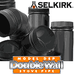View: 6 Inch Diameter Selkirk Double Wall Pipe