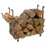 View: Large Hearth Log Racks