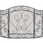 View: Pilgrim Folding Fireplace Screens
