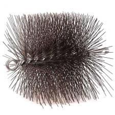 """Chimney  Brushes - Homeowner Square / Rectangle Wire - 1/4"""" Thread"""