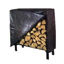 4 Foot Log Rack and Full Cover