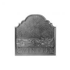 "Winter - 22"" H x 21"" W"