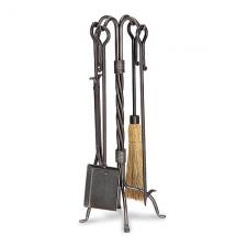 Pilgrim 18007 Vintage Iron Fireplace Tools