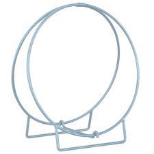 """Uniflame w-7736 Stainless Steel Log Hoop - 36"""" Diameter"""