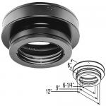 "View: 6"" Diameter Duratech Round Ceiling Support - 9445"