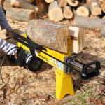 View: 4 Ton Electric Log Splitter