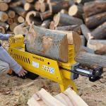 View: 7 Ton Electric Log Splitter