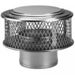 "View: Round Chimney Caps - Homesaver Pro Guardian 5/8 "" Screen"