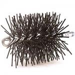 "View: Round Chimney Brushes - Homeowner Poly  - 1/4""  Thread Size"