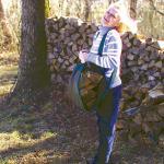 View: Backsaver Log Tote