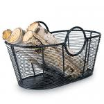 View: Minuteman WI-08 Black Harvest Firewood Basket