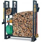 View: Pilgrim 18565 Utility Outdoor Wood Rack