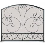 View: Pilgrim 19254 Country Scroll Fireplace Screen