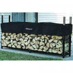 View: Woodhaven Firewood Rack , 8 Feet Wide
